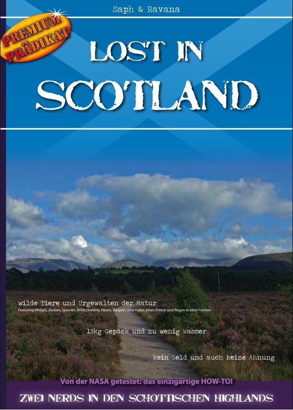 Schottland-Magazin Cover
