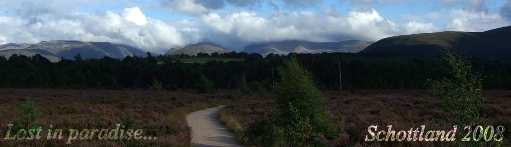 Trekking in Schottland (2008)