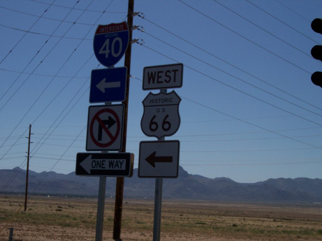 Historic US Route 66