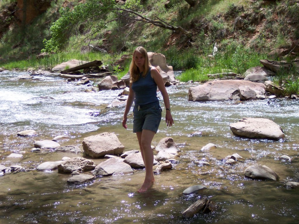 Debbie im Virgin River