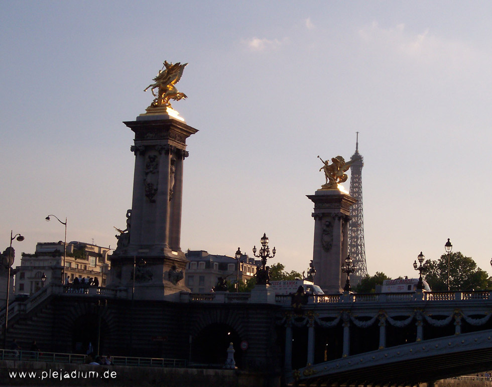 Seine-Brücke, Paris