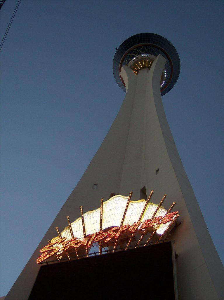 Der Stratosphere Tower, Las Vegas