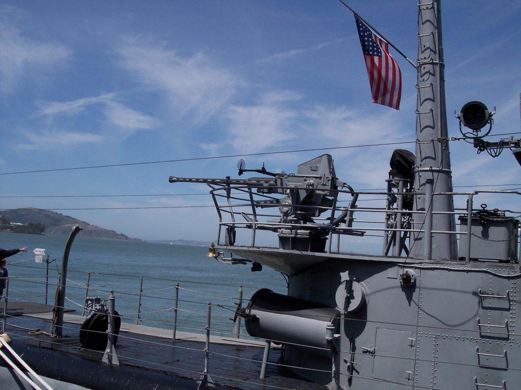 U-Boot USS Pampanito