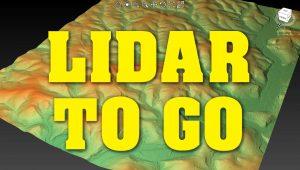 Lidar to go