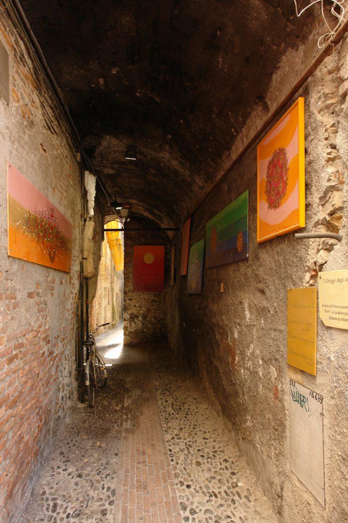 Altstadt Albenga
