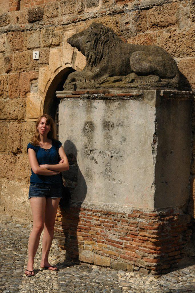 Debbie in Albenga