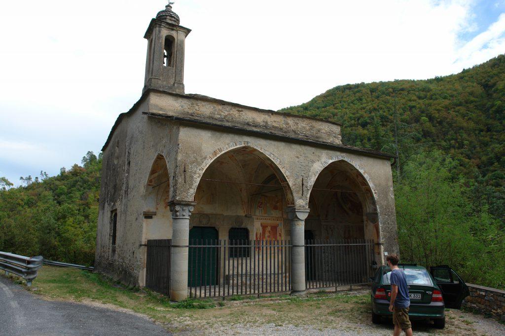 Kapelle, Borghetto, Ligurien