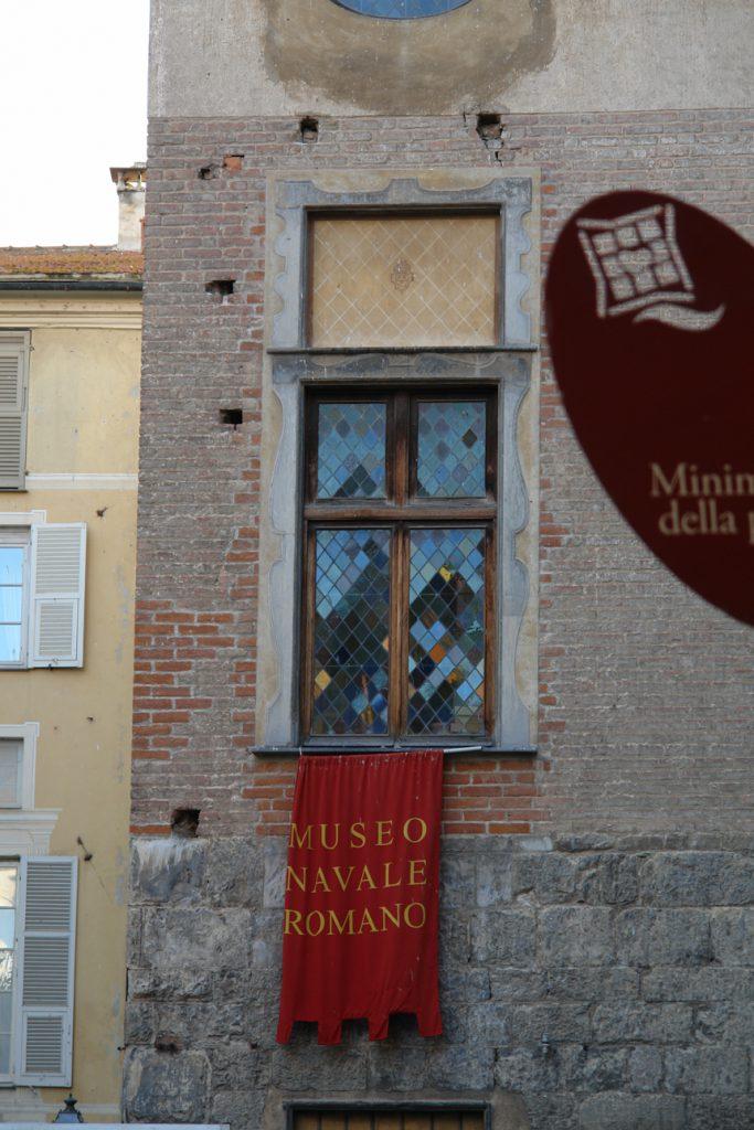 Museo Navale Romano, Albenga
