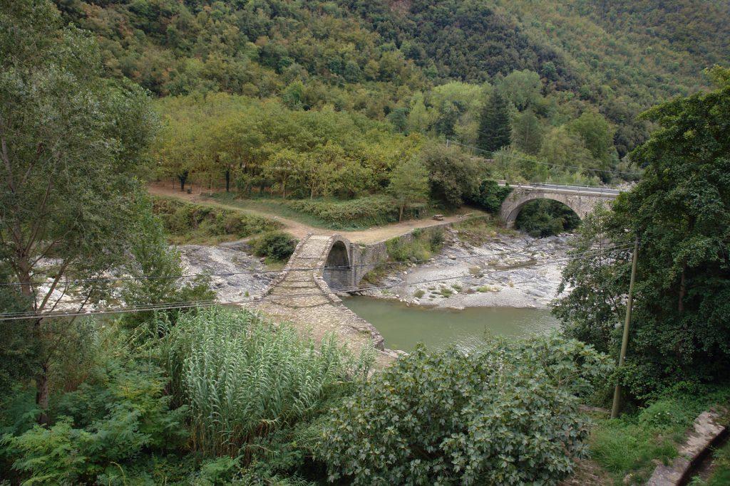 Ponte, Borghetto d'Arrascio, Liguria