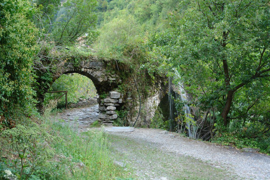 Ponte San Pietro, Ligurien