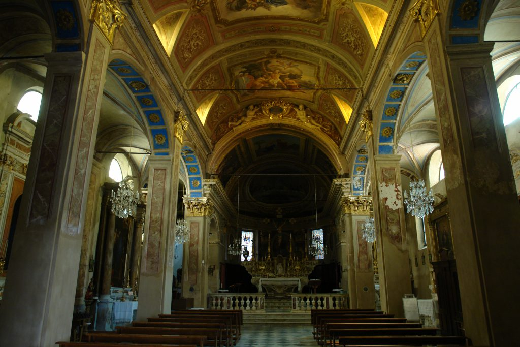 San Bartolomeo, Zuccarello