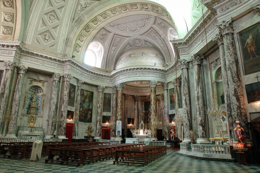 San Giovanni Battista, Pieve di Teco