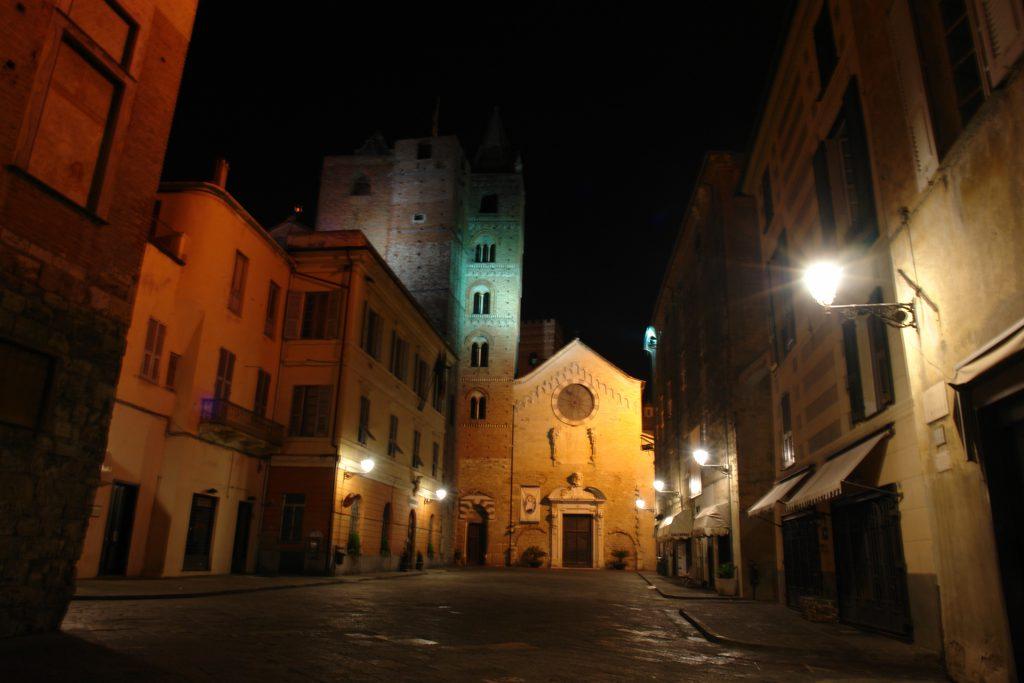San Michele Arcangelo, Albenga
