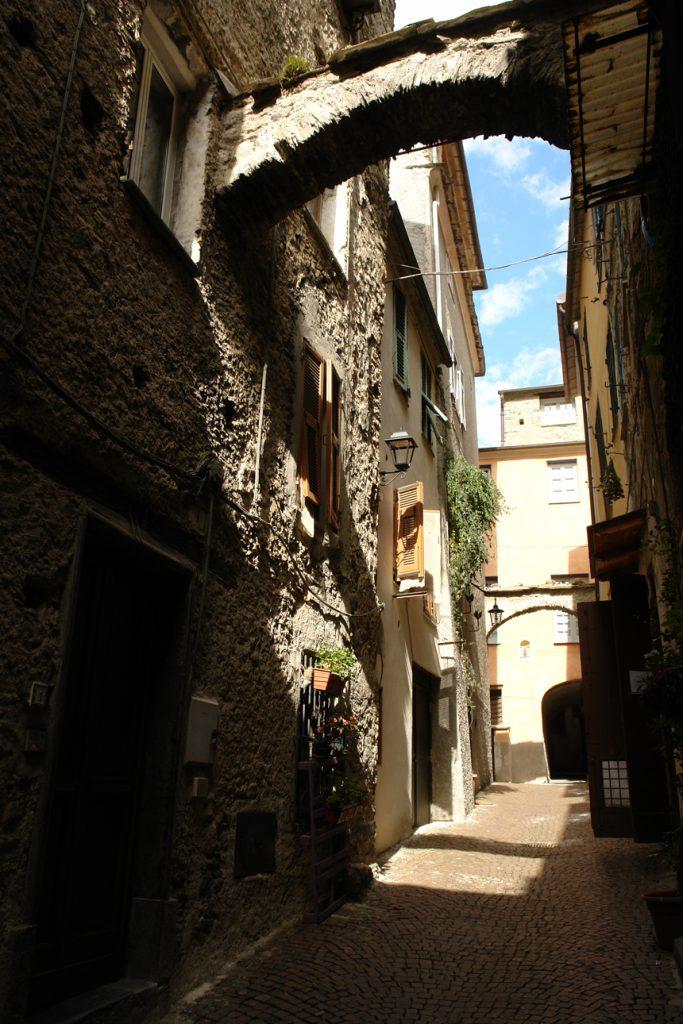 Seitengasse, Pieve di Teco