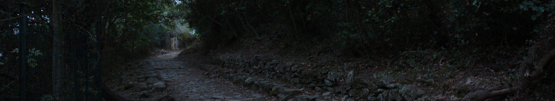 Via Iulia Augusta – Laufe auf einer 2000 Jahre alten Straße!