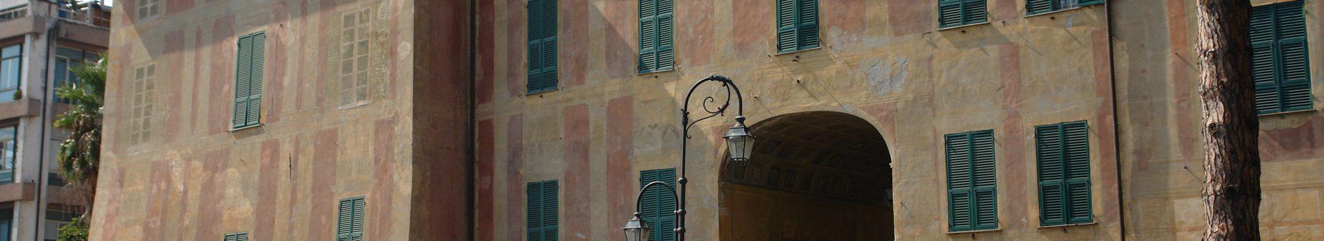 Die mittelalterliche Hafenstadt Albenga und ihre Umgebung