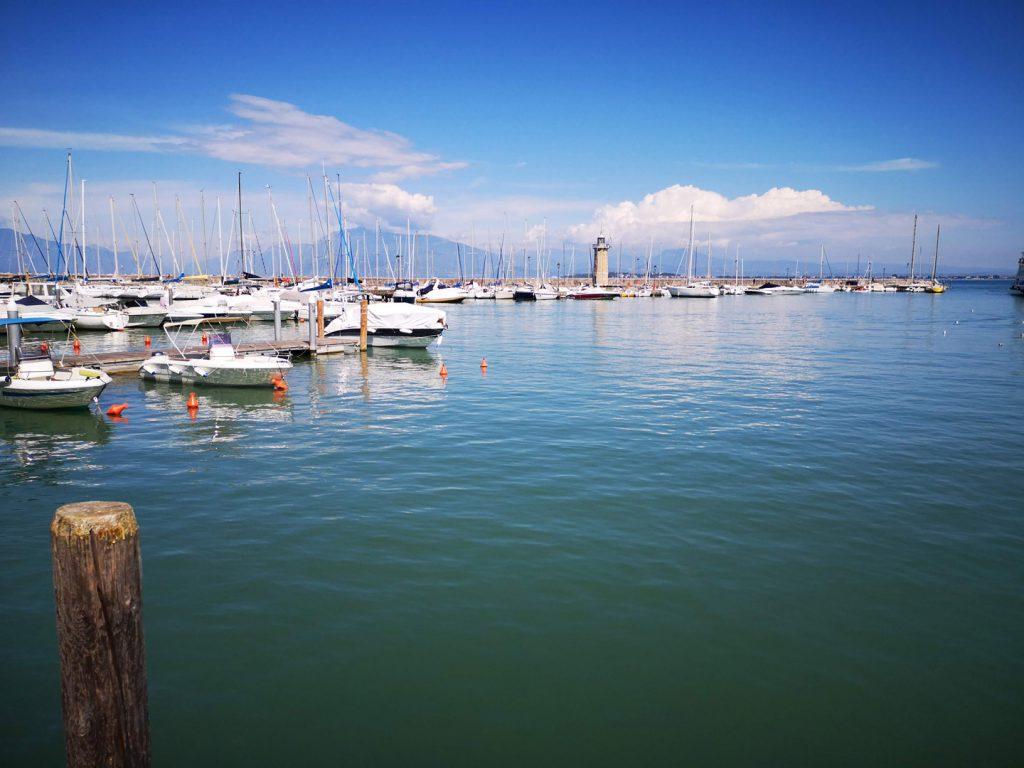 Yachthafen von Desenzano