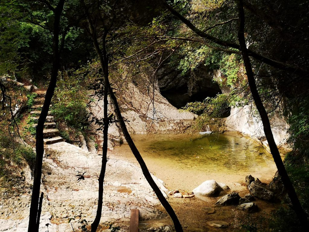 Wasseridylle bei Tignale