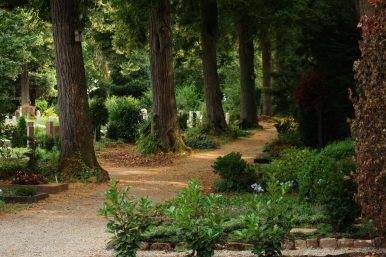 Der Bergfriedhof – Ein ungewöhnlicher Park