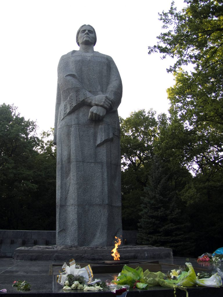 Kriegerdenkmal in Charkiw