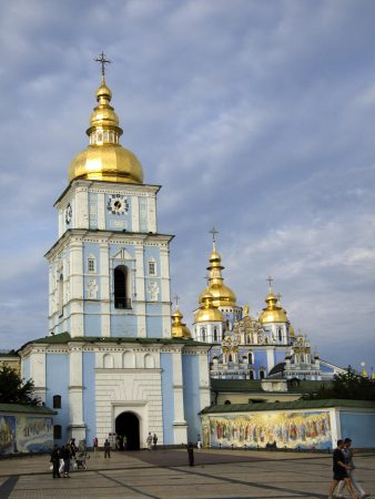 Kirche in Kiew