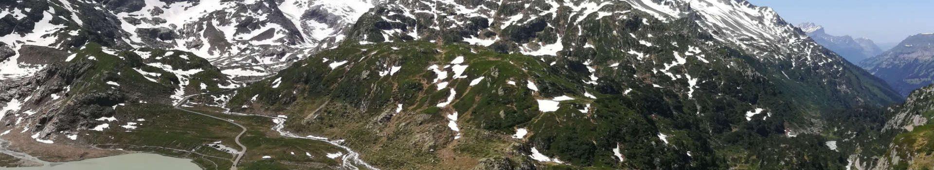 Die Sustenstraße – Gletscher-Watching für Schnellentschlossene