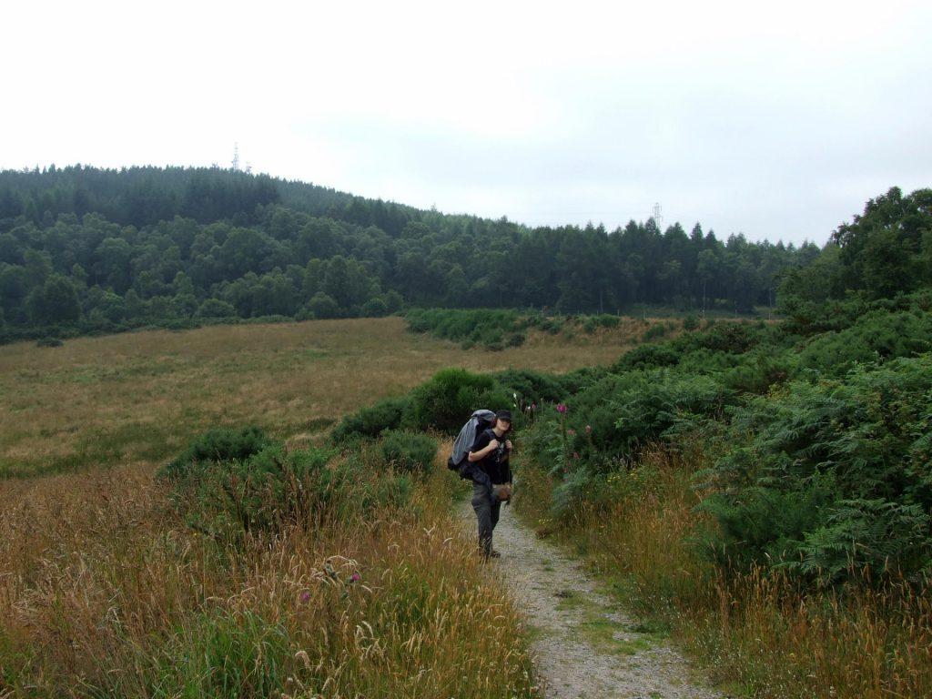 Wandern durch die Highlands