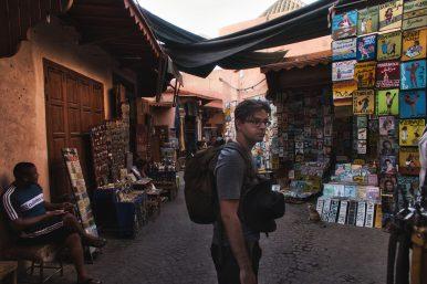Marrakesch – Der Reiz des Chaos im Herzen Marokkos