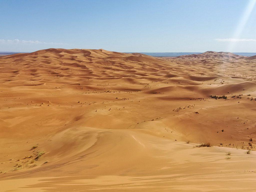 Ein Meer aus Sand: Erg Chebbi