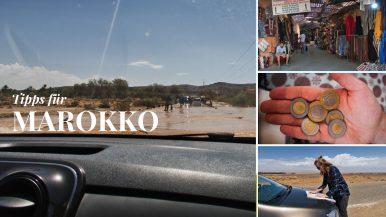 Don't panic – Tipps für eure Marokko-Reise