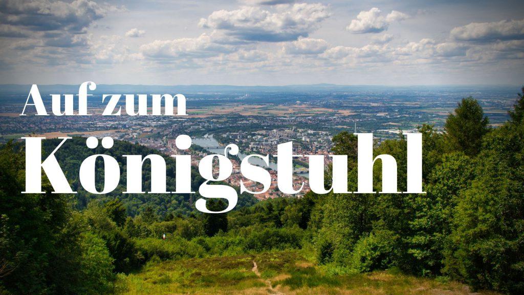 Der Heidelberger Königstuhl