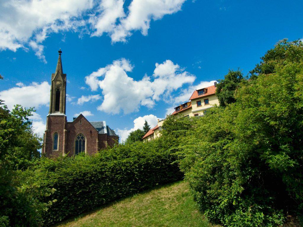 Evangelische Kirche Dilsberg