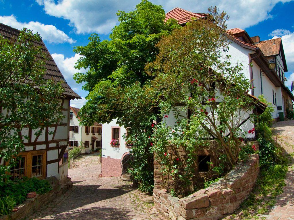 Gasse in Dilsberg