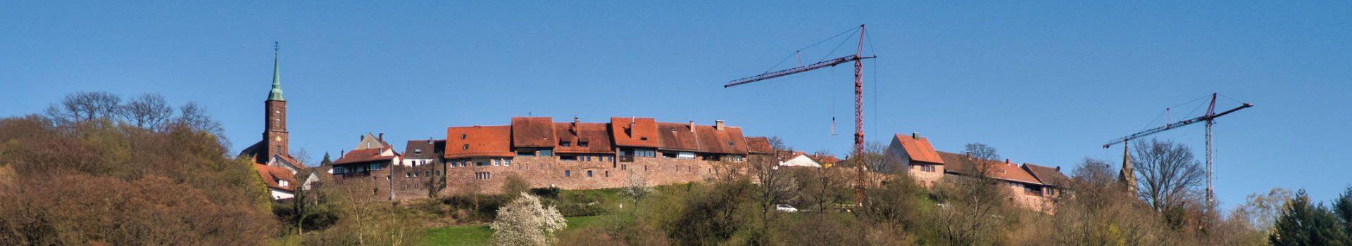 Die Bergfeste Dilsberg – Ein Kleinod im Neckartal