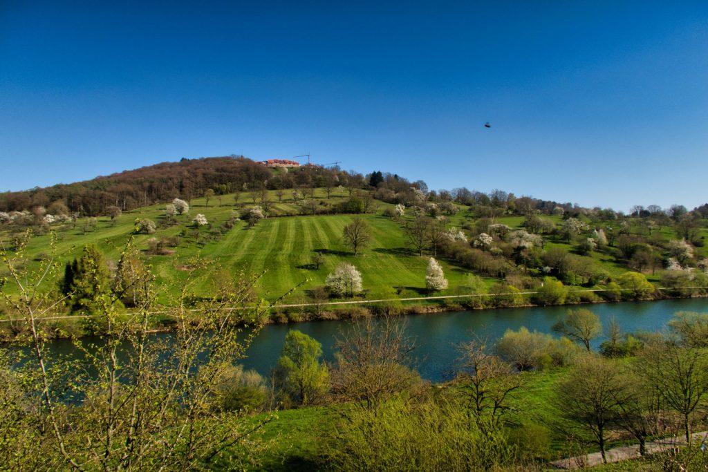 Dilsberg und der Neckar